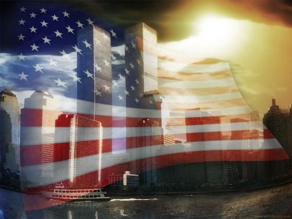 Ewing New Jersey - 9/11 Memorial Service