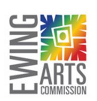 Ewing Arts Commission Logo